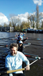 The Rowing Experience, team building-leadership activity