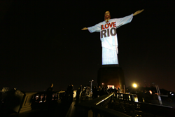 Christ the Reedemer, Rio de Janeiro, Brazil