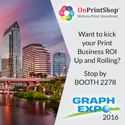 Graph Expo booth 2278