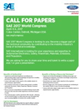 "SAE International Issues ""Call for Papers"" for 2017 World Congress and Exhibition"