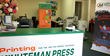 Minuteman Press franchise, Footscray, Australia - inside area