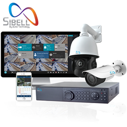 Sibell- IP-Security Camera System
