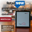 Datacap to Showcase New TranCloud™ Payments Hub at RetailNow 2016