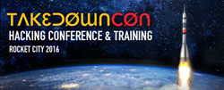 TakeDownCon is a highly technical forum that focuses on the latest vulnerabilities, the most potent exploits, and the current security threats. The best and the brightest in the field come to share their knowledge, giving delegates the opportunity to lear