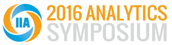 2016 Analytics Symposium - Boston