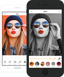 Get PicMonkey's online photo editor as a mobile app for iOS and Android. Our mobile app is lightweight, easy to use, and most of all: fun.