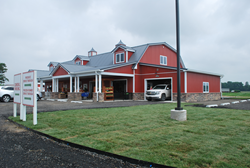 Evans Farms Produce and The Frozen Farmer have teamed up to provide a more convenient way to shop and eat all things local by opening Delaware's first drive-through marketplace and creamery.