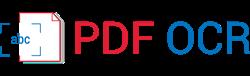 PDF OCR logo