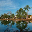 The serene surroundings  of May River Preserve in Bluffton, SC