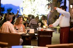 Danzante Fine Dining at Villa del Palmar at the Islands of Loreto wins Wine Spectator's Award of Excellence.