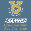 After an extensive review process, FlexDek MAT Edition was awarded first place by SAMHSA and a prize of $15,000.