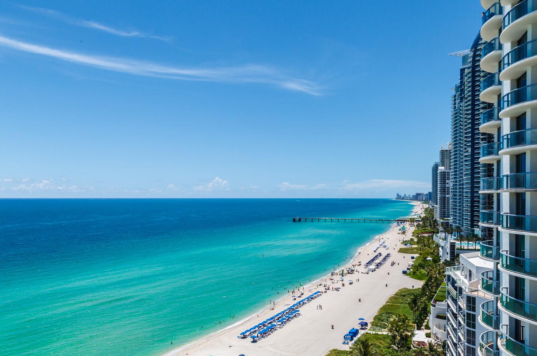 Sunny Isles Beach Fl To Miami Fl