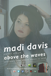 Above The Waves by Madi Davis