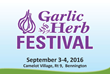 21st Annual Southern Vermont Garlic and Herb Festival Adds New Vendors and Features