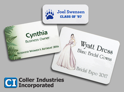 Conference name tags are an easy and affordable solution for all your conference and event needs.