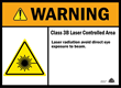 Back by Popular Demand: LIA Relaunches Sales of Laser Safety Signs