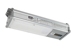 Integrated LED Light Fixture that produces 3,294 lumens of light