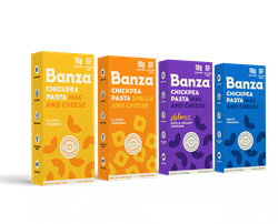 Banza Launches Category-Changing Mac and Cheese