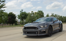 The new 2017 ROUSH Mustang RS is a streamlined fusion of irresistibly good looks, stunning bodylines and a ferocious tone.