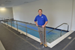 University of Kentucky Football Alum Bob Shehan Builds Pool for New UK Football Training Center