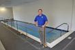 University of Kentucky Football Alum Bob Shehan Builds Pool for New UK Football Training Center