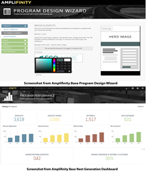 Amplifinity Base screenshots