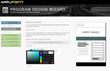 Amplifinity Base Program Design Wizard Screenshot