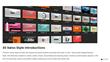 ProIntro Swiss Style - FCPX Plugin - Pixel Film Studios