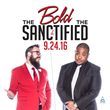 "Race Relations, Reinvented: ""The Bold and the Sanctified®"" Storms the Stage Sep. 24 at Pittsburgh's Byham Theater"