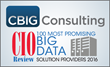 CBIG Consulting Honored for Pioneering Big Data Solutions