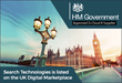 Search Technologies Joins the G-Cloud 8 UK Digital Marketplace