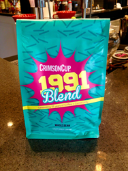 1991 Blend from Crimson Cup Coffee & Tea