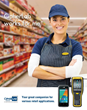 CipherLab Exhibits Its Mobility and Scanning Solutions at RetailNOW 2016, Booth# 101, from Aug 1-2, 2016