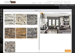 Eldorado stone debuts stone and brick veneer visualizer on for The most believable architectural stone veneer
