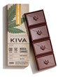 Kiva Confections' Ginger Dark Chocolate bar