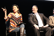 """Annie Chang and Matthew Goldman participate in """"HDR: The Silver Bullet for Connected Content?"""" panel at ETCA 2016."""