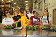 Milton Hershey School Students Learn the Value of Service through Summer Partnership with the Central PA Food Bank
