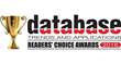 2016 DBTA Announces Readers' Choice Awards Winners