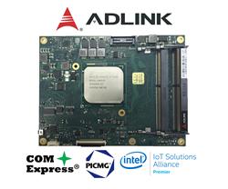 ADLINK's COM Express 3.0 Type 7 Express-BD7 Computer-on-Module