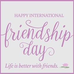 International Friendship Day