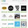 VITY Advertisers Campaigns Screen