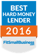"South End Capital Named ""Best Hard Money Lender for Small Businesses"" by FitSmallBusiness.com"