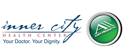 Inner City Health Center LogoAll Copy Products Logo