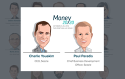 Sezzle's Charlie Youakim, CEO and Paul Paradis, CBDO are speaking at Money20/20