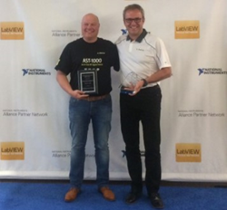 Averna Wins Outstanding Technical Resources Award at NIWeek 2016