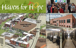 Haven for Hope and Qualfon Alliance