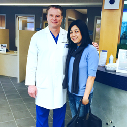 Dr. Christenbury, Christenbury Eye Center, Jonathan Christenbury, Lan Wang