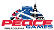 2016 Philadelphia Peace Games Logo