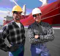 Mesothelioma Risk Among Shipyard Workers