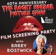 The Rocky Horror Picture Show Film Screening Party With Barry Bostwick Coming to The Hanover Theatre